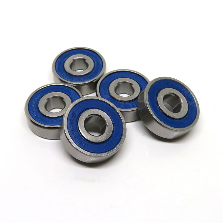 S626 2RS CB ABEC5 Stainless Steel Hybrid Ceramic Bearings 6x19x6mm