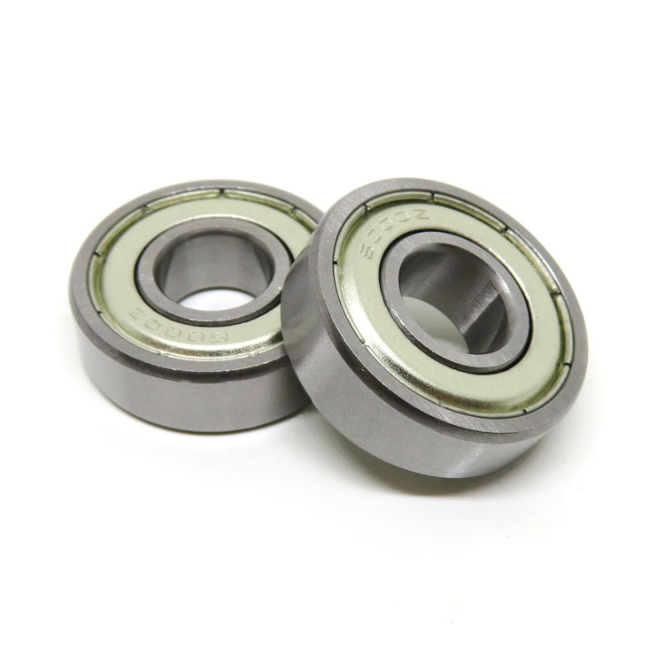 SR10-ZZ Stainless Steel Ball Bearing 5/8x1-3/8x11/32 inch