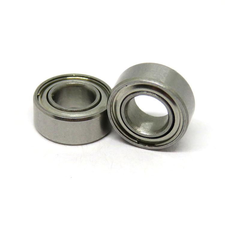 SMR105ZZ 5x10x4mm stainless steel ball bearing SMR105 SMR105-2Z