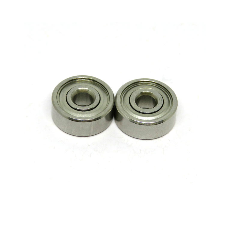 SR1-5ZZ 2.38x7.938x3.571mm micro stainless steel bearing
