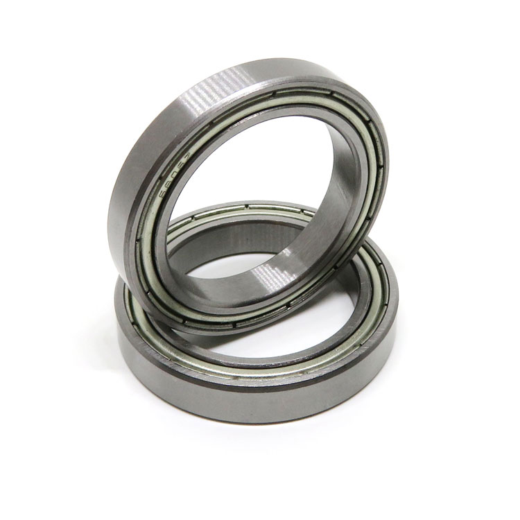6710zz large thin wall ball bearing 50x62x6mm 6710 6710-2Z