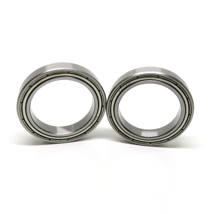 45x55x6mm Thin Section Ball Bearing 6709zz bearing for Hairdressing equipment