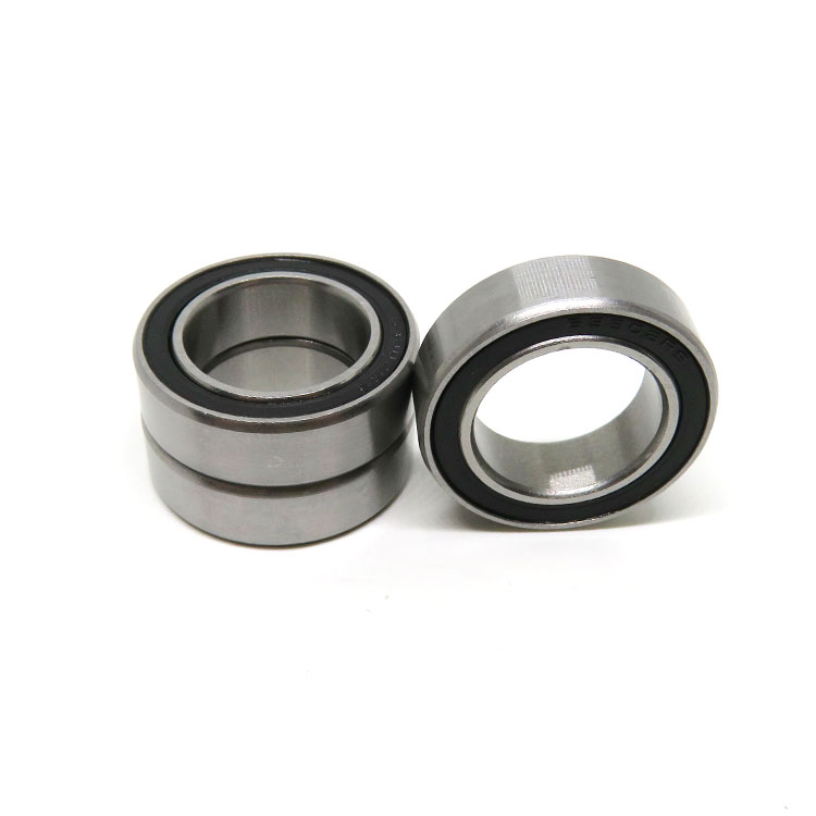 63802 63802-2RS 63802ZZ Thin Section Bearings 15x24x7mm
