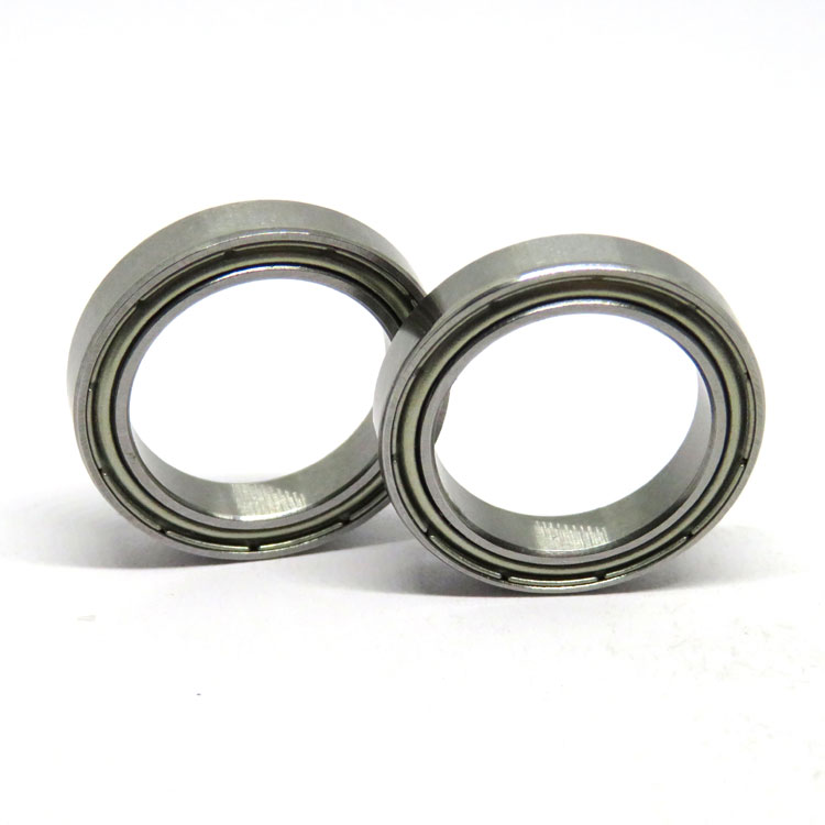 30x37x4mm 6706ZZ Thin section motor steering bearing