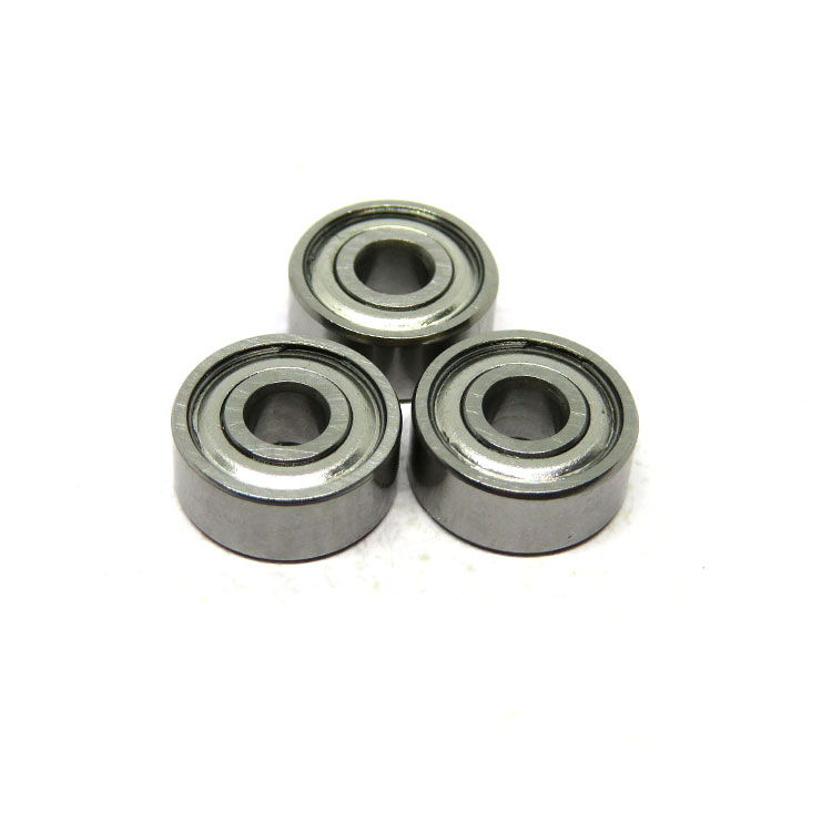 Low Noise R155ZZ ball bearings for toys 5/32x5/16x1/8 inch bearings