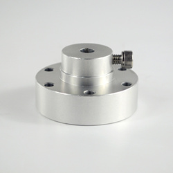 8mm new aluminum spacer (hub) with key 18033